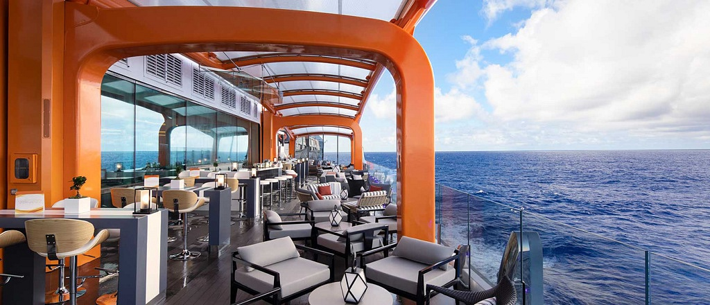 Celebrity Edge no Verão Europeu